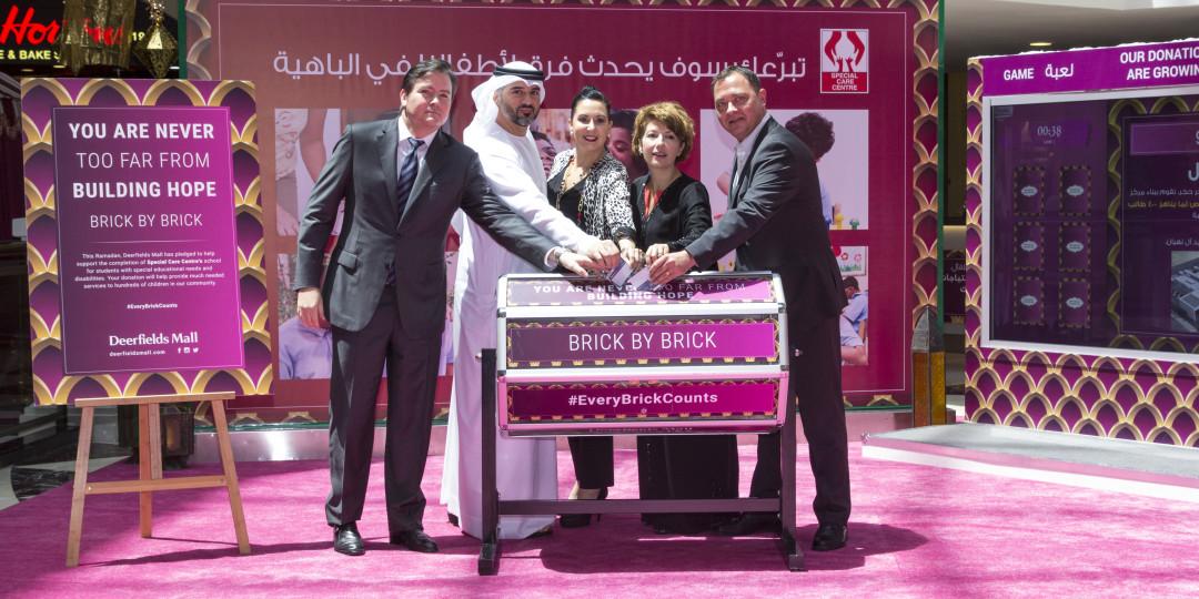 From Left - Matthew, Mohammad Al Haj, Lizelle Fitoussi, Banu Tas & Adrien Lee