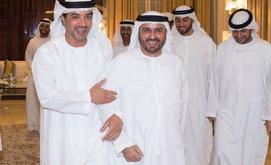 Shiekh Hazaa Bin Zayed Al Nahtyan
