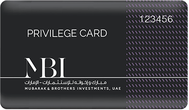 DISCOVER THE PRIVILEGE CARD